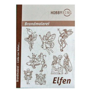 Vorlagenbogen ELFEN