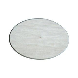 Türschild Oval
